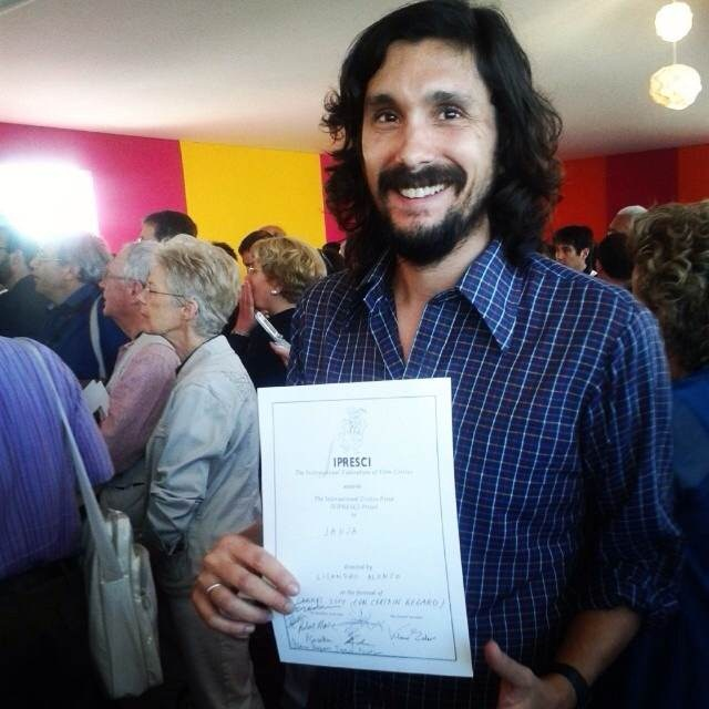 "Lisandro Alonso, director de ""Jauja""."