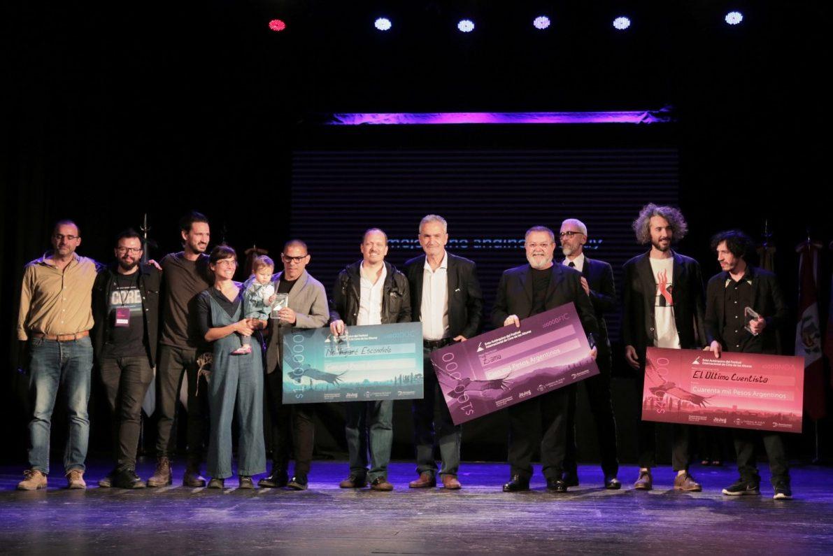 «Zama» y «No viajaré escondida» fueron premiadas como mejores películas en el Festival de las Alturas