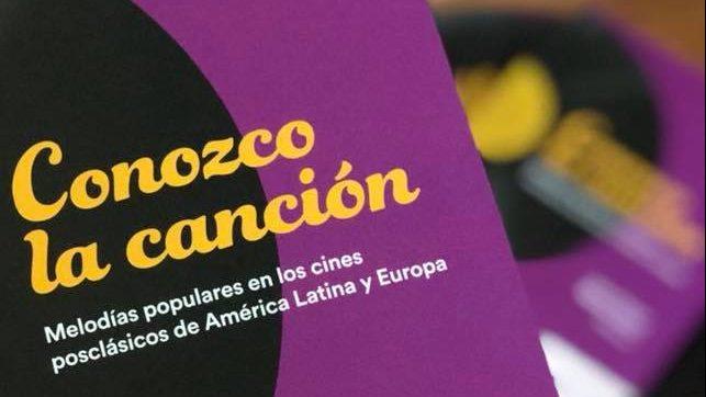 «Conozco la canción», Pablo Piedras y Sophie Dufays (eds.)