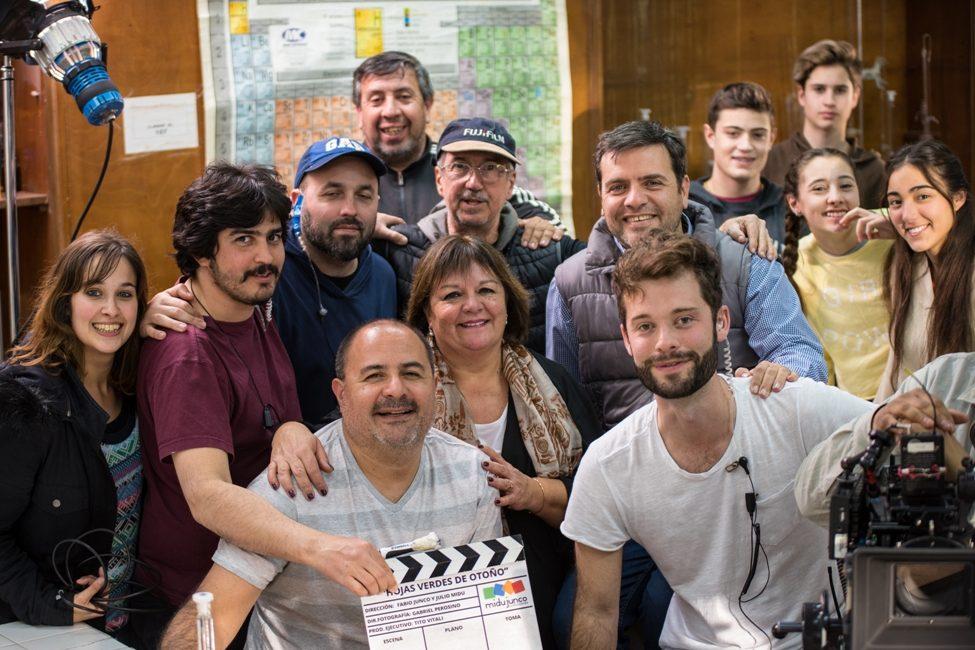 Festival Cine con Vecinos: anuncian la competencia y el preestreno de «Hojas verdes de otoño»
