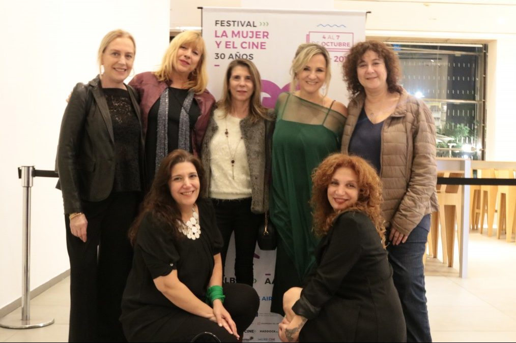 30 años de La Mujer y el Cine: las directoras quieren romper el «techo de cristal» en el cine local