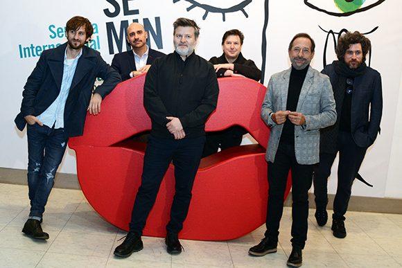 «Mi obra maestra» obtuvo el Premio del Público en Valladolid y Gastón Duprat anunció el rodaje de «4×4»