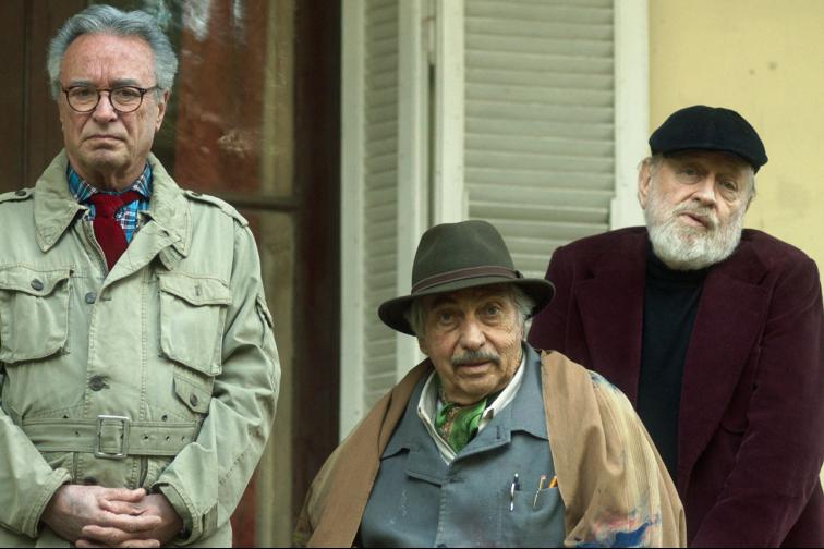 «El cuento de las comadrejas», la nueva comedia de Juan Campanella, tiene tráiler y escenas de rodaje desconocidas