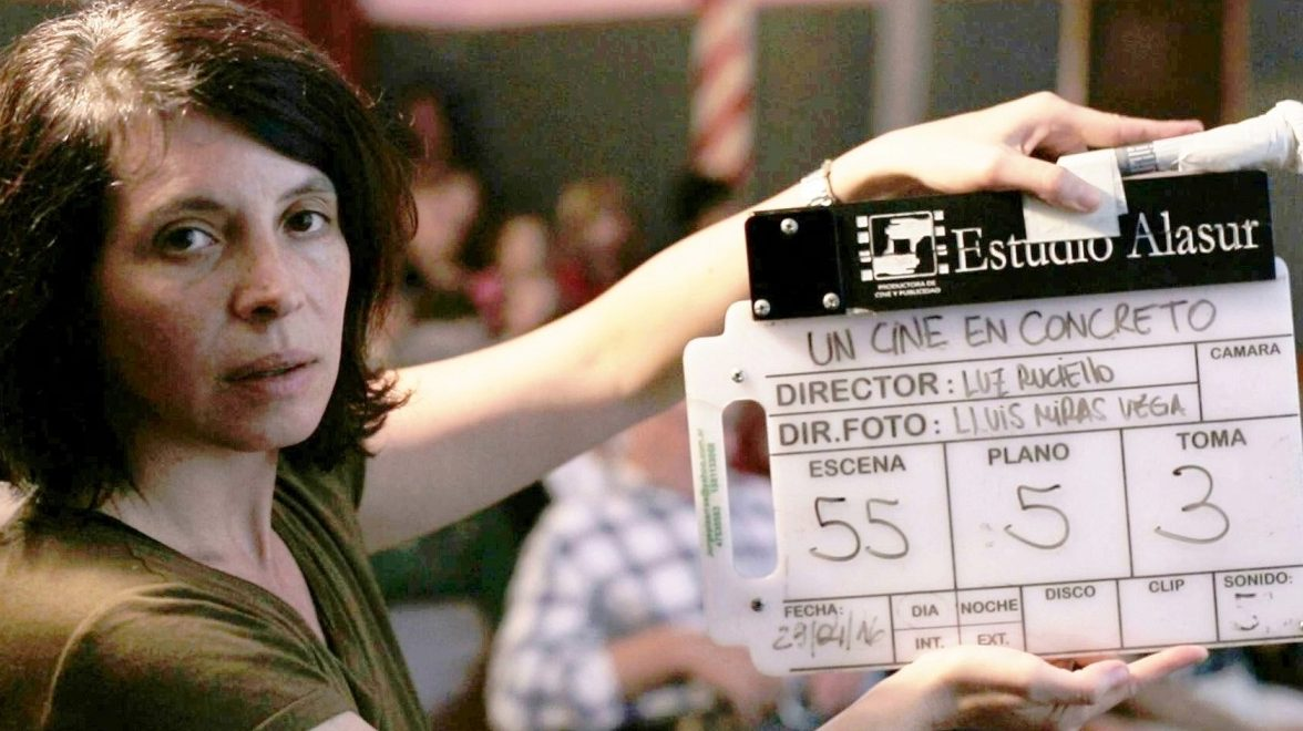 Luz Ruciello estrena «Un cine en concreto»: «La película ayuda a reflexionar sobre las fuerzas internas que tenemos»