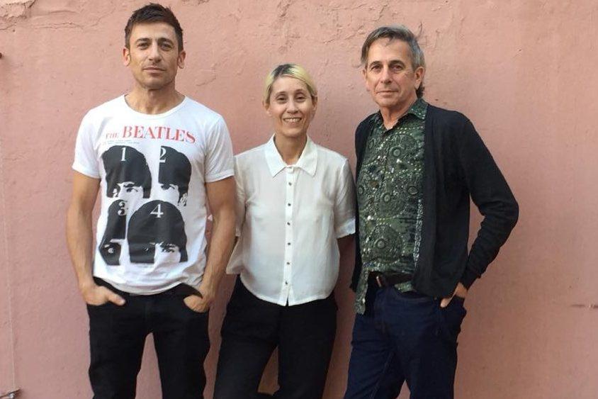 Diego Cremonesi, Mónica Lairana y Alfredo Castro comienzan el rodaje de «Los días según ellos»