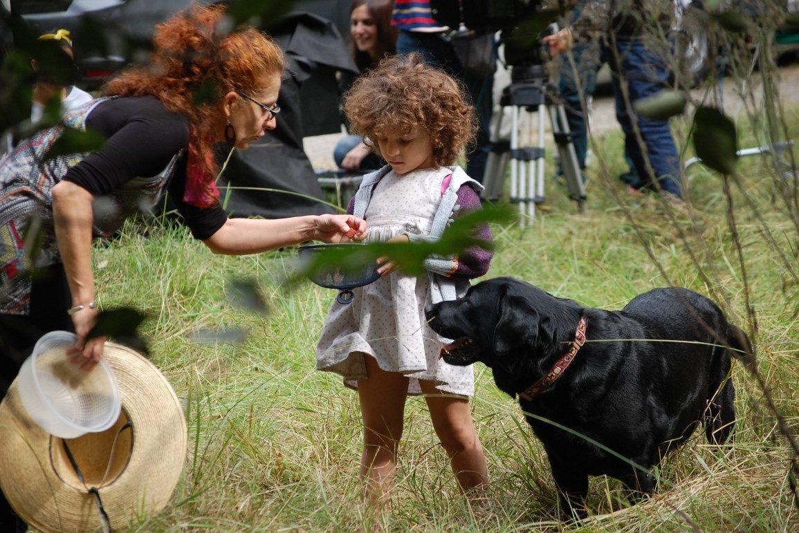 Alessia Chiesa estrena «El día que resistía»: «Me gusta que la película genere preguntas en el espectador»