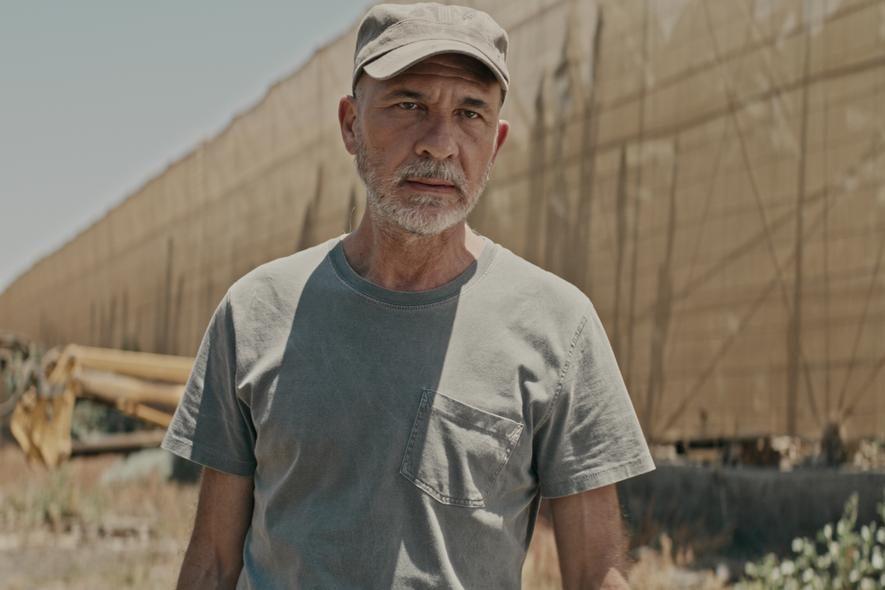 Darío Grandinetti protagoniza «Hierro», única representante española en el festival Series Manía