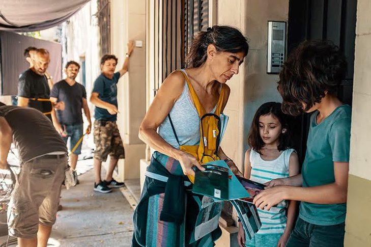 María E. Sueiro estrena «El tío»: «El movimiento feminista es absolutamente necesario»