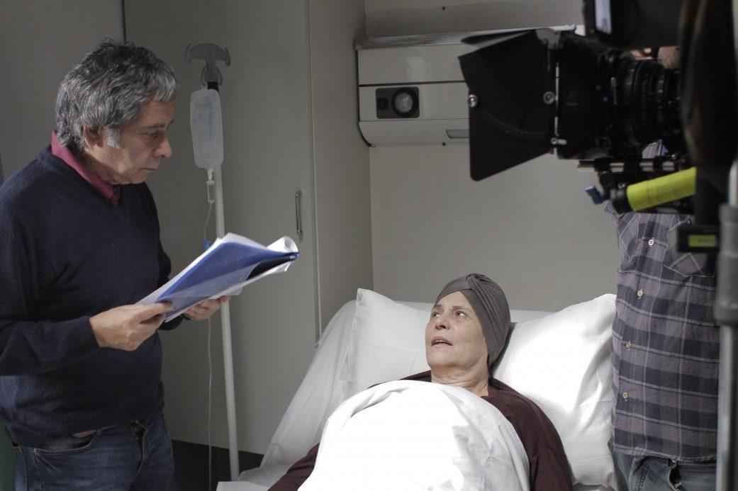 Leonor Manso protagoniza «Alicia»: «Me interesó el recorrido que hace un hijo ante la inminente muerte de su madre»
