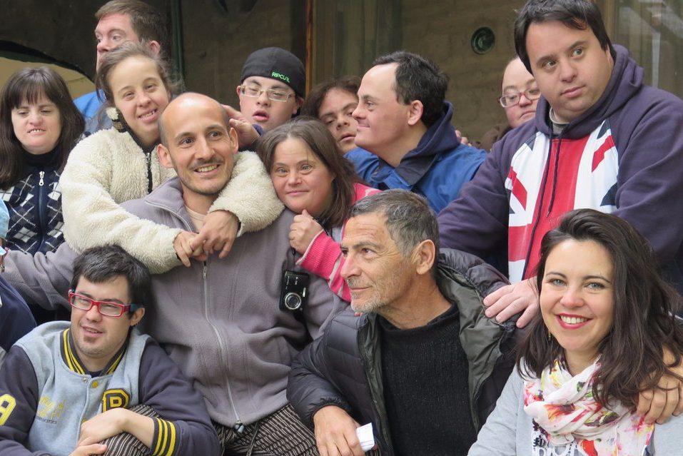 Gustavo Garzón estrena «Down para arriba»: «La película me ayudó a conocer más a mis hijos»