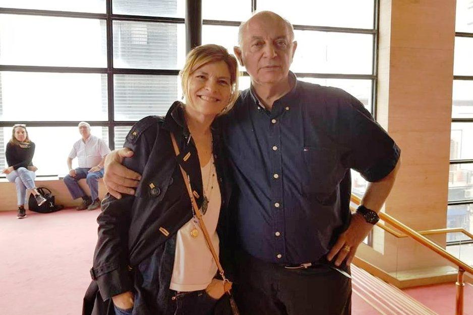 Teresa Costantini puso en marcha su documental sobre Mauricio Wainrot