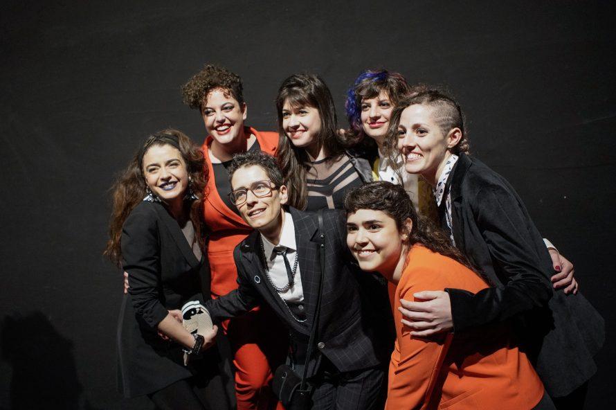 «Las hijas del fuego», de Albertina Carri, inaugura el jueves 7 la Segunda Semana de Directoras