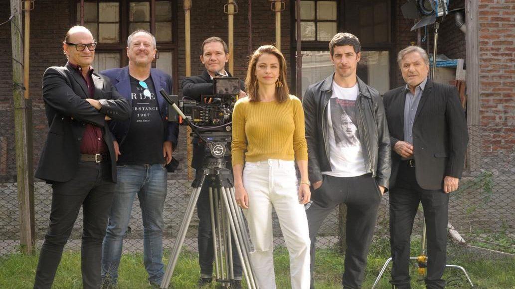 Comenzó el rodaje de «Puerta 7», serie de Netflix protagonizada por Dolores Fonzi y Esteban Lamothe