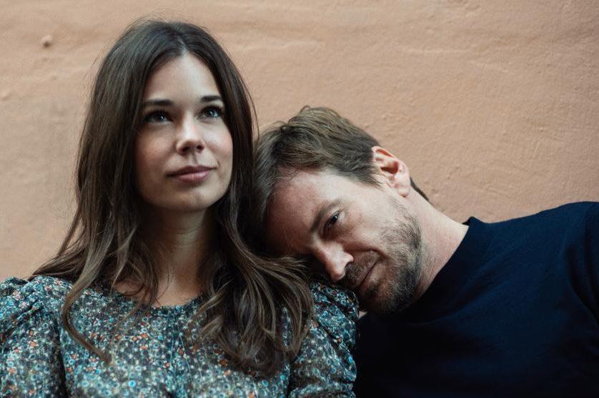 Guillermo Pfening en España: protagoniza con Laia Costa una serie dirigida por Isabel Coixet