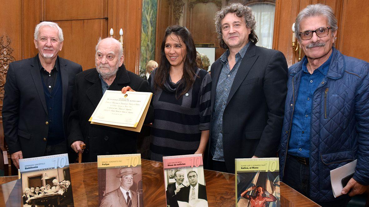 El libro de «Gatica, el mono», declarado de interés por la Legislatura de Buenos Aires