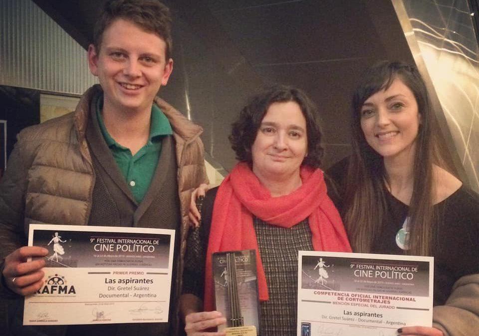 «La noche de 12 años», Primer Premio en el 9º Festival de Cine Político