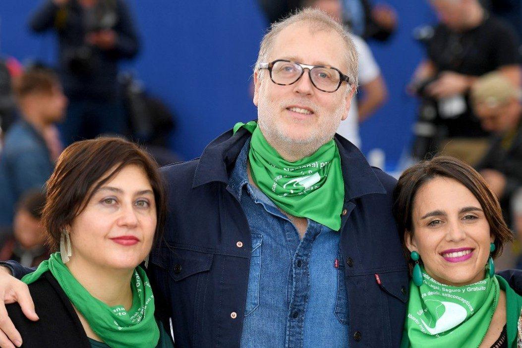Juan Solanas estrena «Que sea ley» en Cannes: «Me impresionó la extraordinaria vitalidad de las mujeres»