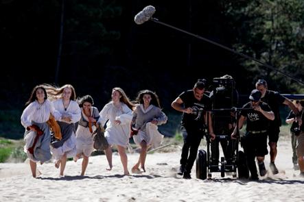 Pablo Agüero rueda en España una coproducción independiente: es un drama histórico con mirada feminista