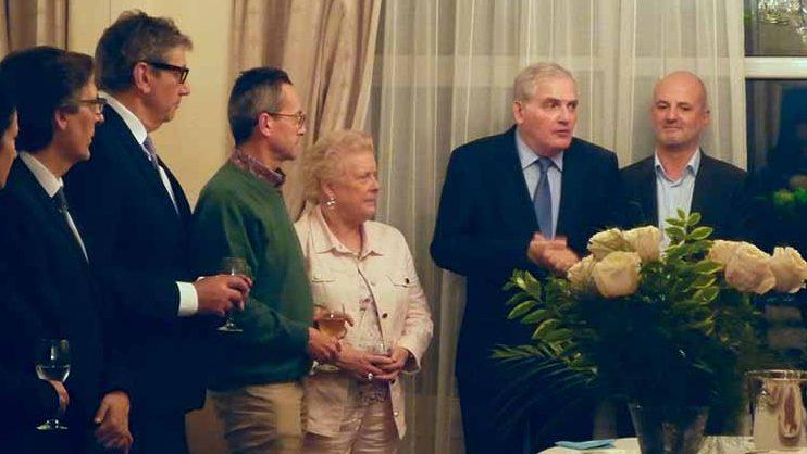Argentina formalizó en Cannes su incorporación al fondo Eurimages como miembro asociado