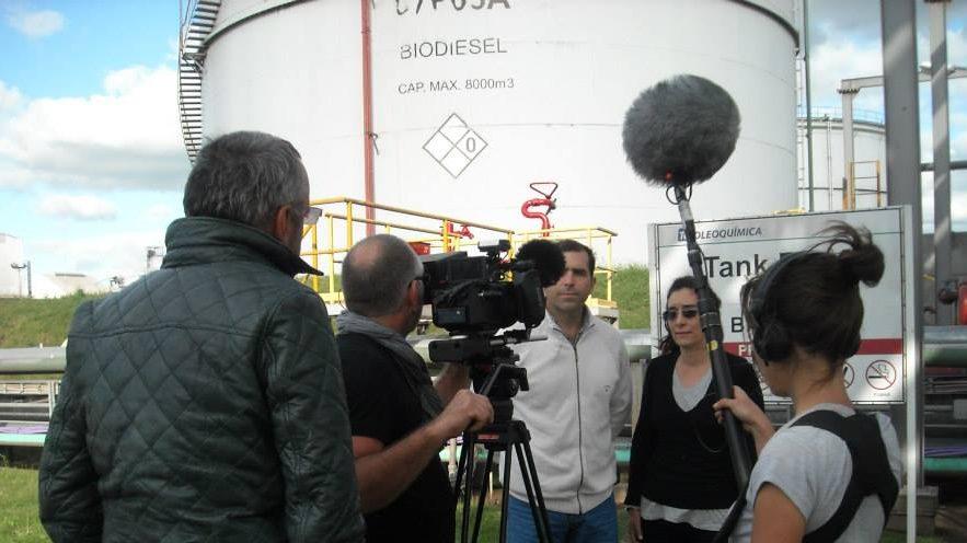 Preestreno de «Oro verde», documental de Sergio Ghizzardi sobre  biocombustibles y medio ambiente