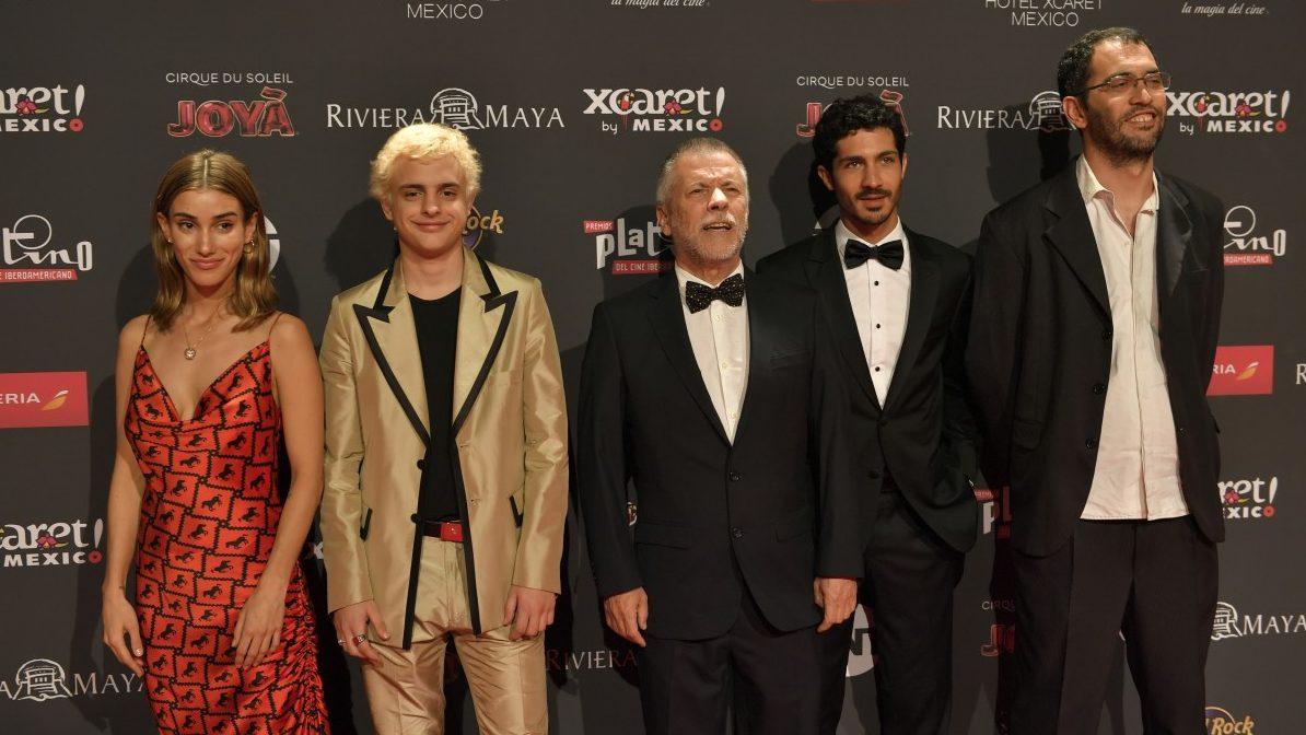 Sin premios para Argentina en la entrega de los Platino