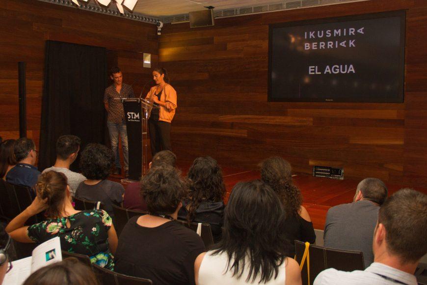 Convocatoria para Ikusmira Berriak, el programa de desarrollo de proyectos de San Sebastián