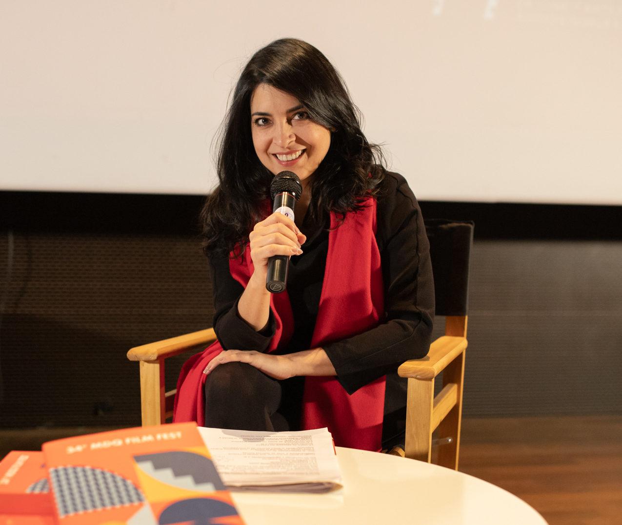 Cecilia Barrionuevo, convocada para participar en DocumentaMadrid