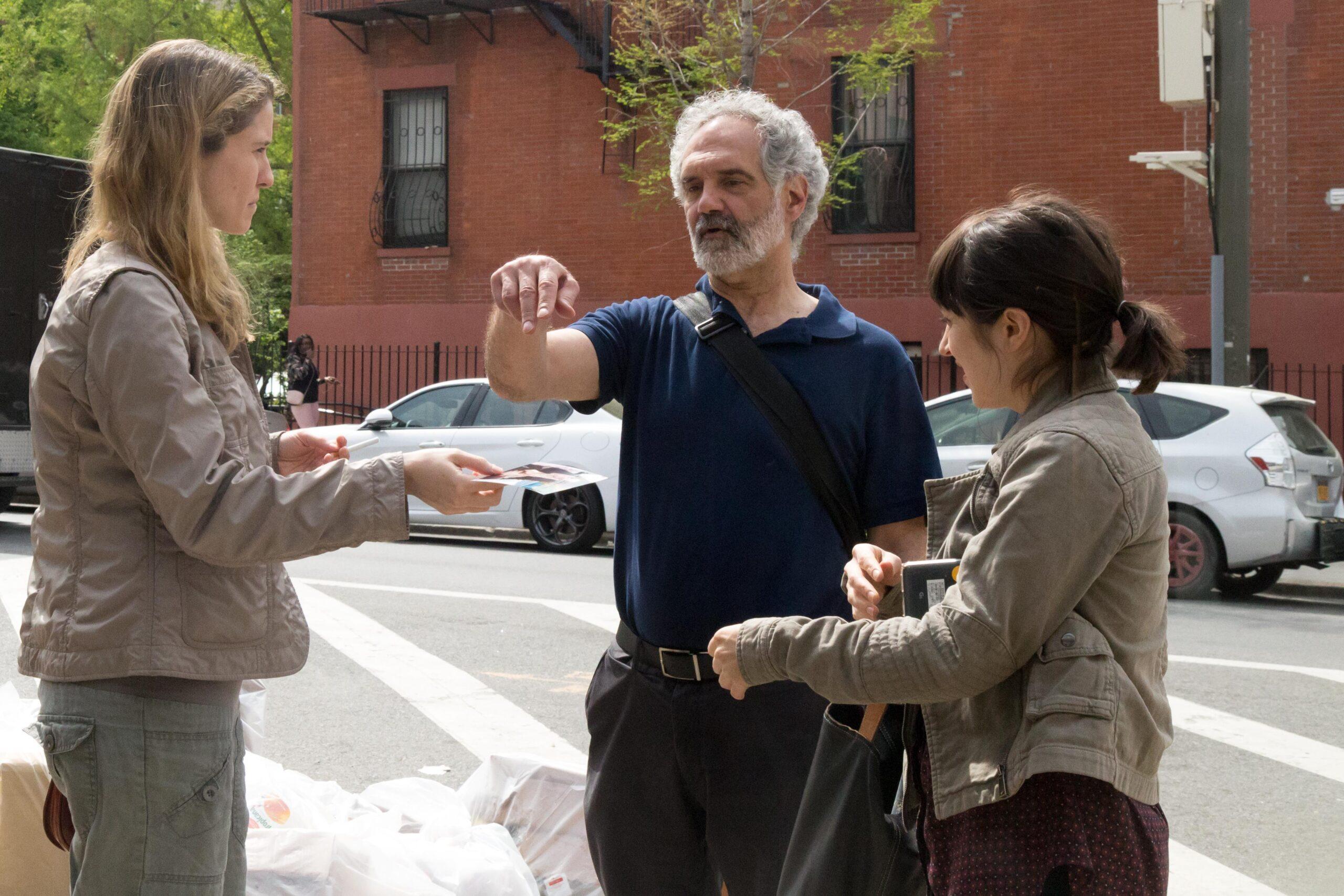 Dan Sallitt, director de «Catorce»: «Me gusta hacer películas sobre temas personales e íntimos»