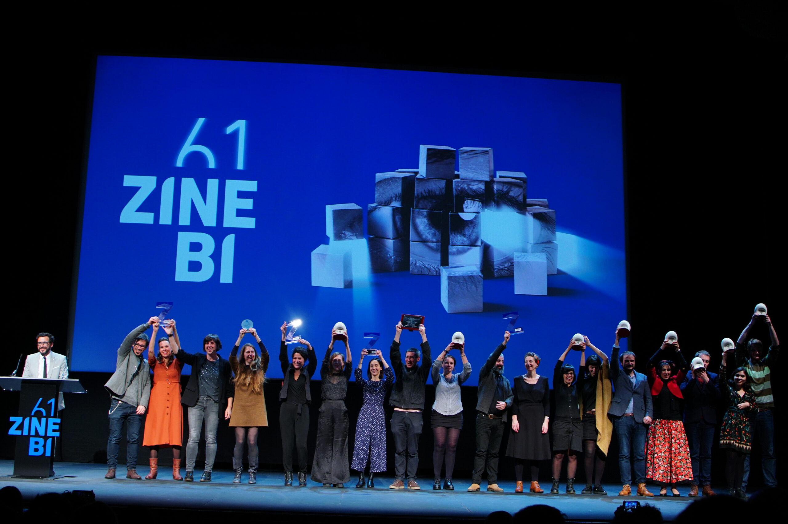 Convocatoria para el ZINEBI, que se realizará del 13 al 20 de noviembre