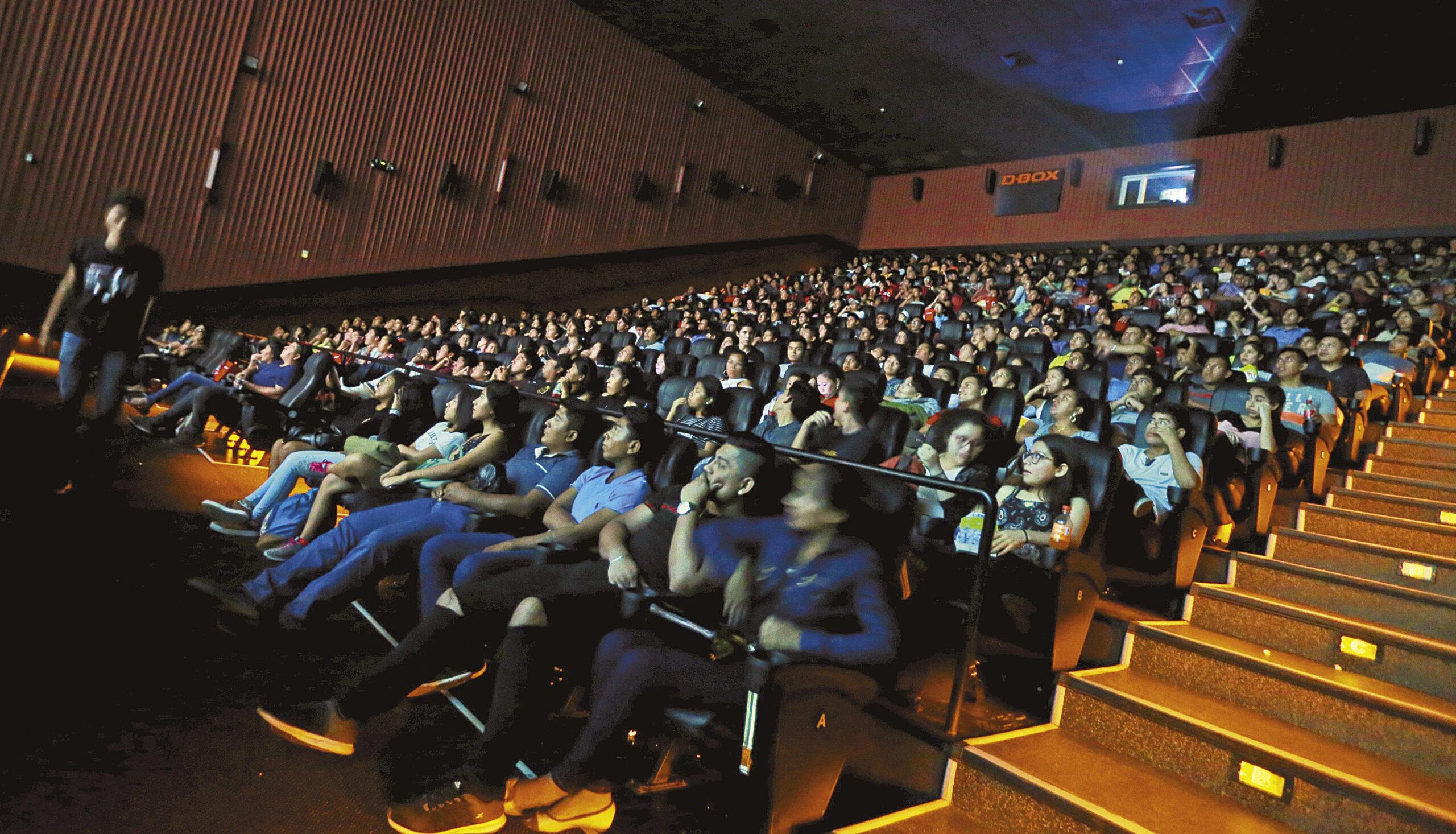 Los ingresos de los cines iberoamericanos superaron los us$ 3.500 millones en 2019