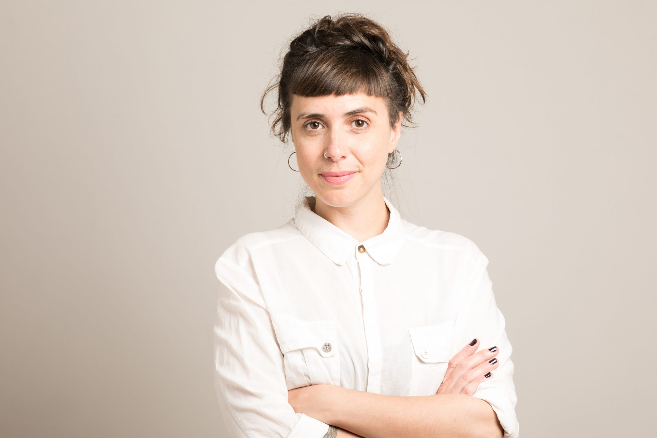 Laura Casabé estrena «Los que vuelven»: «Hablo de mujeres sometidas que se rebelan contra el poder patriarcal»