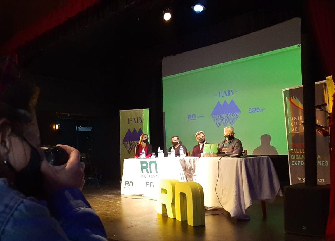 Se anunció el 9° Festival Audiovisual Bariloche, que se llevará a cabo del 29 de septiembre al 3 de octubre